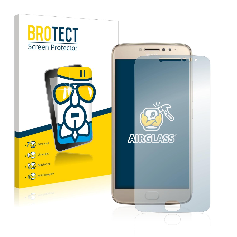 Airglass ochranné sklo pro Motorola Moto E4 Plus