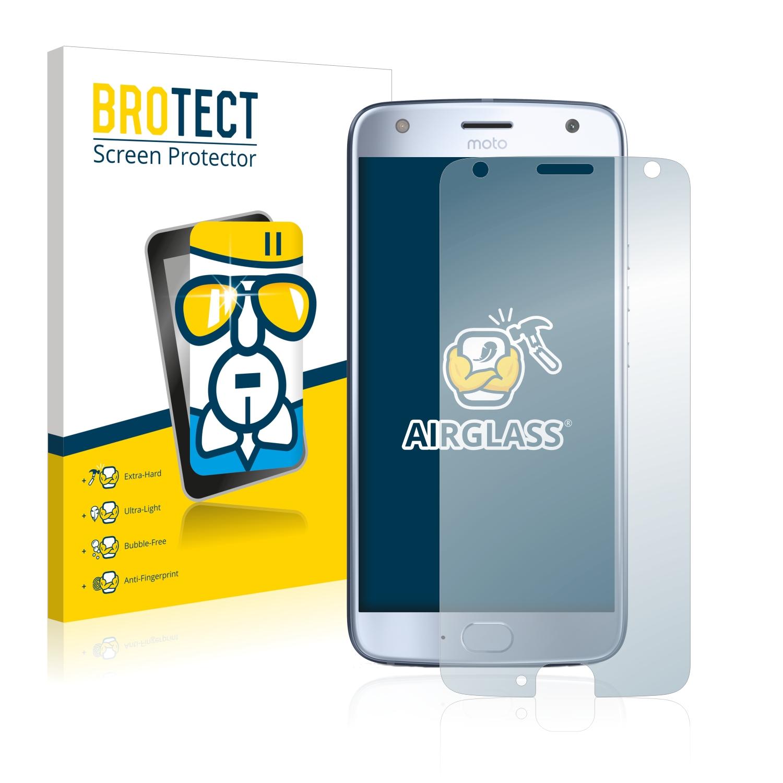 Airglass ochranné sklo pro Motorola Moto X4