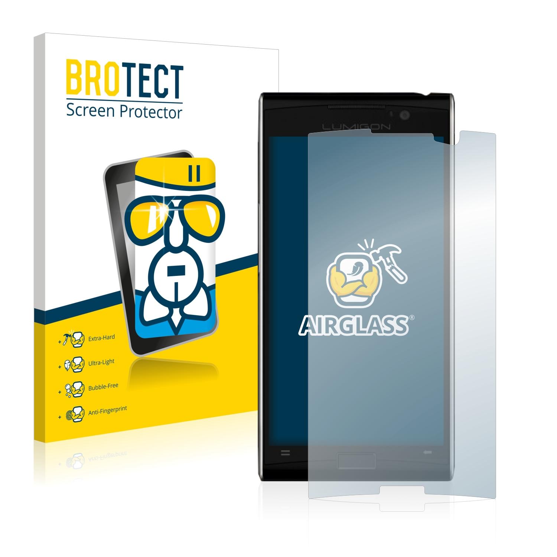 BROTECT AirGlass čirá skleněná fólie pro Lumigon T3