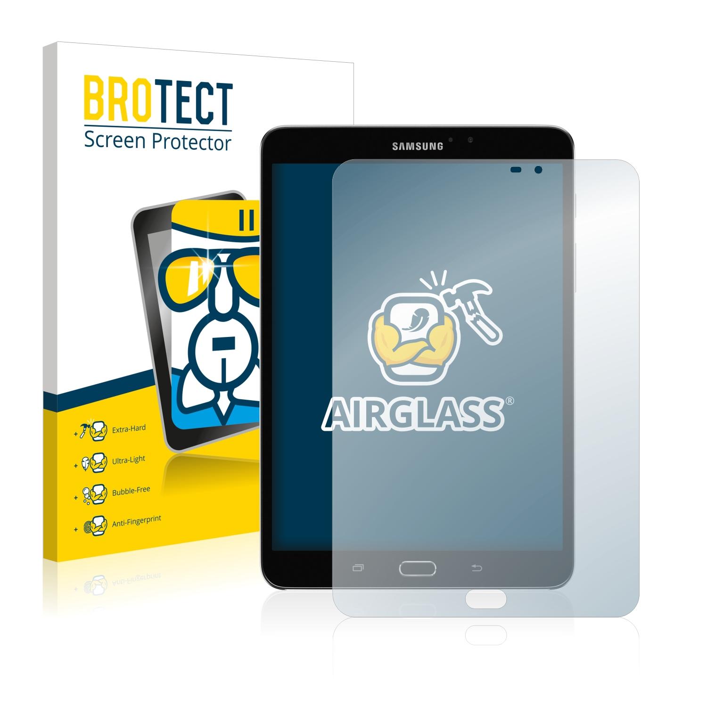BROTECT AirGlass čirá skleněná fólie pro Samsung Galaxy Tab Tab S2 8.0 WiFi