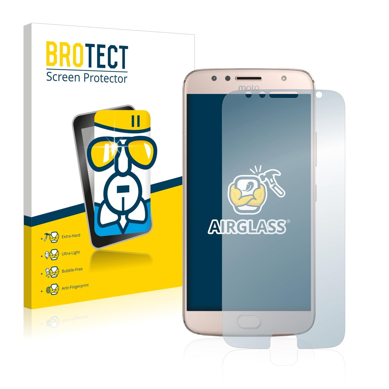 BROTECT AirGlass čirá skleněná fólie pro Motorola Moto G5S Plus