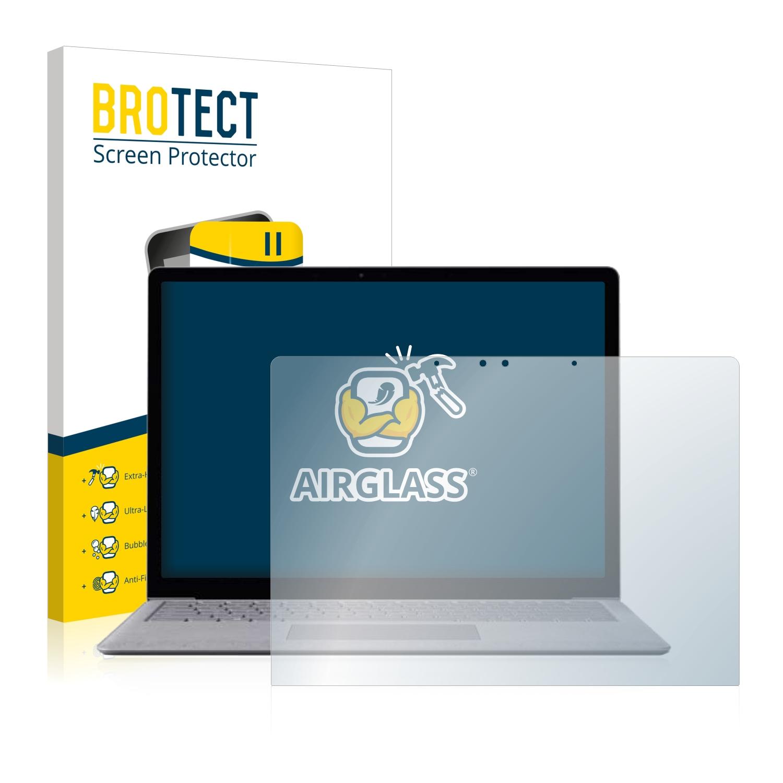 BROTECT AirGlass čirá skleněná fólie pro Microsoft Surface Laptop 1