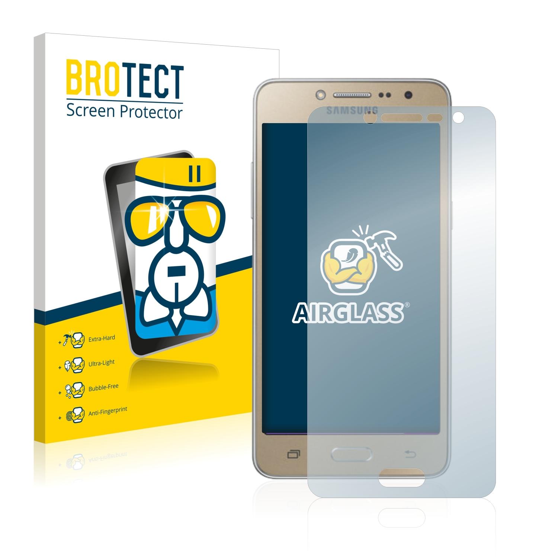 BROTECT AirGlass čirá skleněná fólie pro Samsung Galaxy Grand Prime Plus