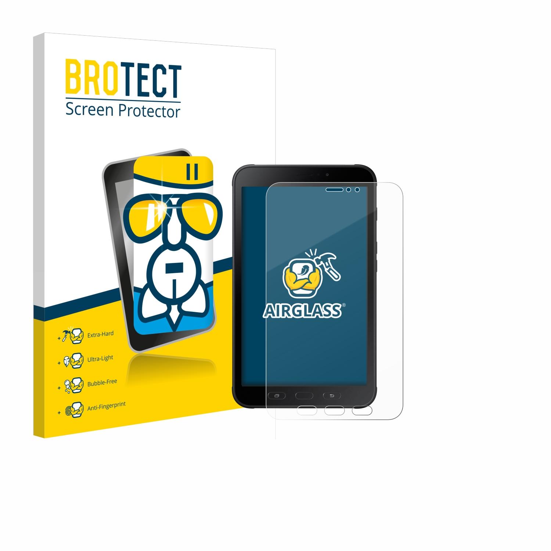 BROTECT AirGlass čirá skleněná fólie pro Samsung Galaxy Tab Active 2