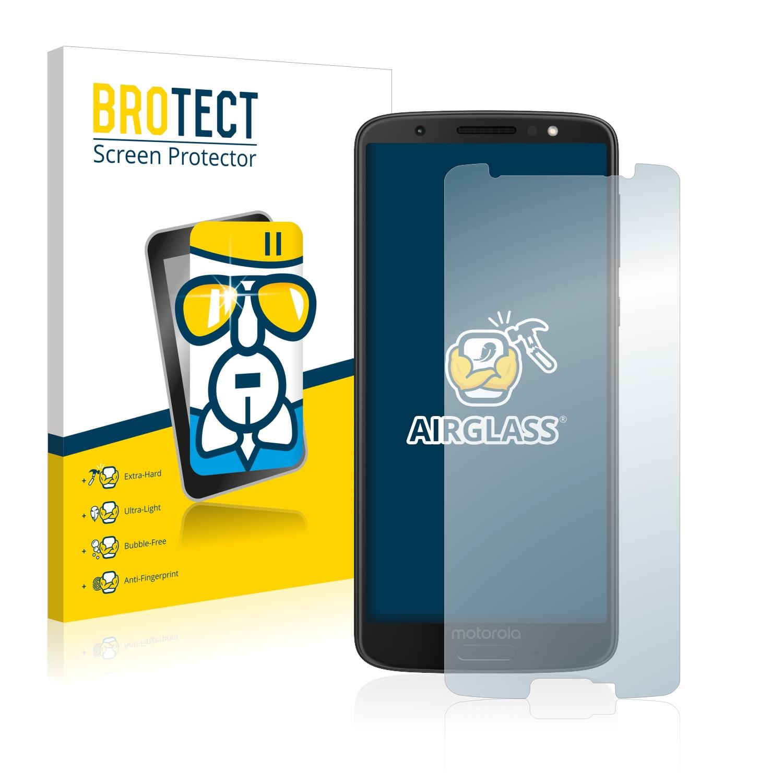 BROTECT AirGlass čirá skleněná fólie pro Motorola Moto G6