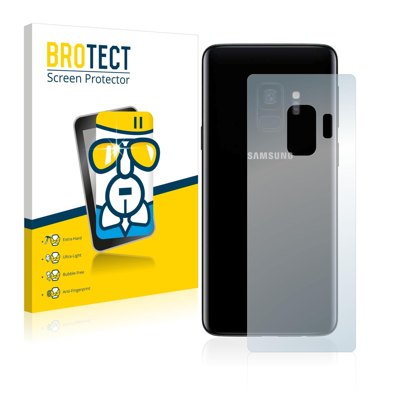 Airglass ochranné sklo pro Samsung Galaxy S9 (Zadní strana)