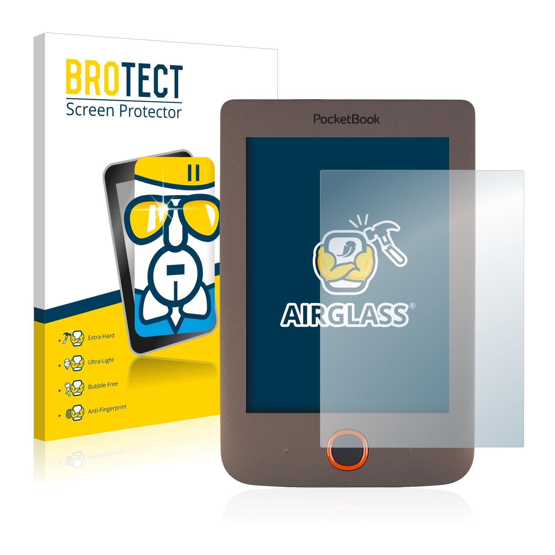 BROTECT AirGlass čirá skleněná fólie pro PocketBook Basic Lux
