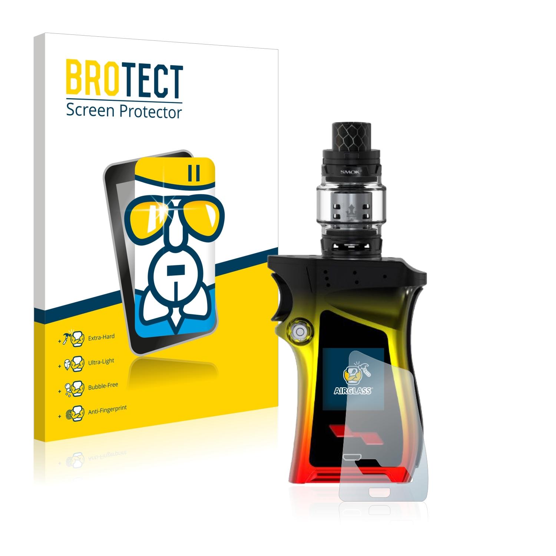 BROTECT AirGlass čirá skleněná fólie pro Smok Mag (Right-Handed)