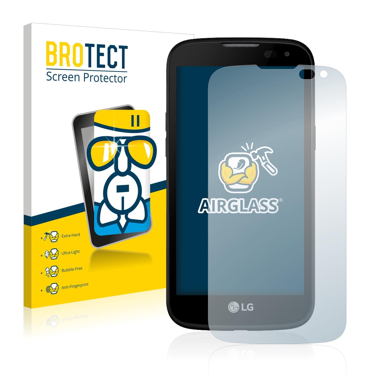 BROTECT AirGlass čirá skleněná fólie pro LG K3 LTE
