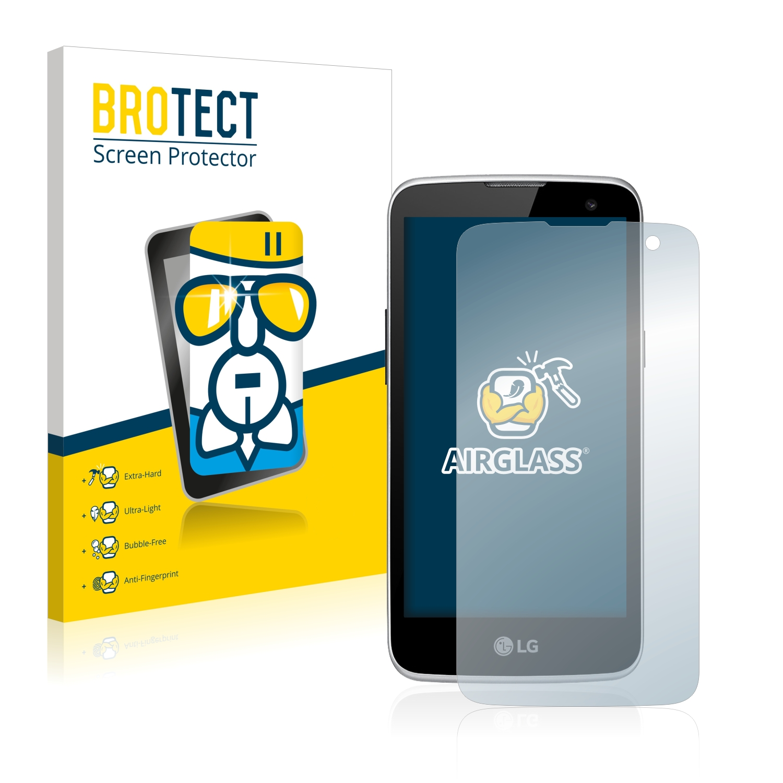 Airglass ochranné sklo pro LG K4 LTE