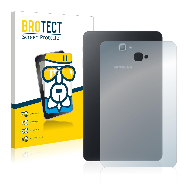 BROTECT AirGlass čirá skleněná fólie pro Samsung Galaxy Tab A 10.1 2016 (zadní strana)