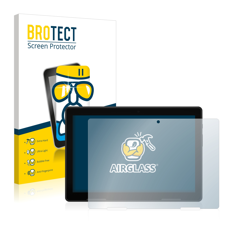 BROTECT AirGlass čirá skleněná fólie pro Medion Lifetab E10604 (MD 61041)