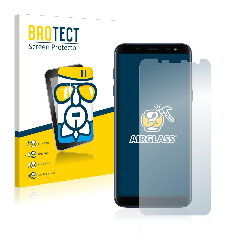 BROTECT AirGlass čirá skleněná fólie pro Samsung Galaxy On6