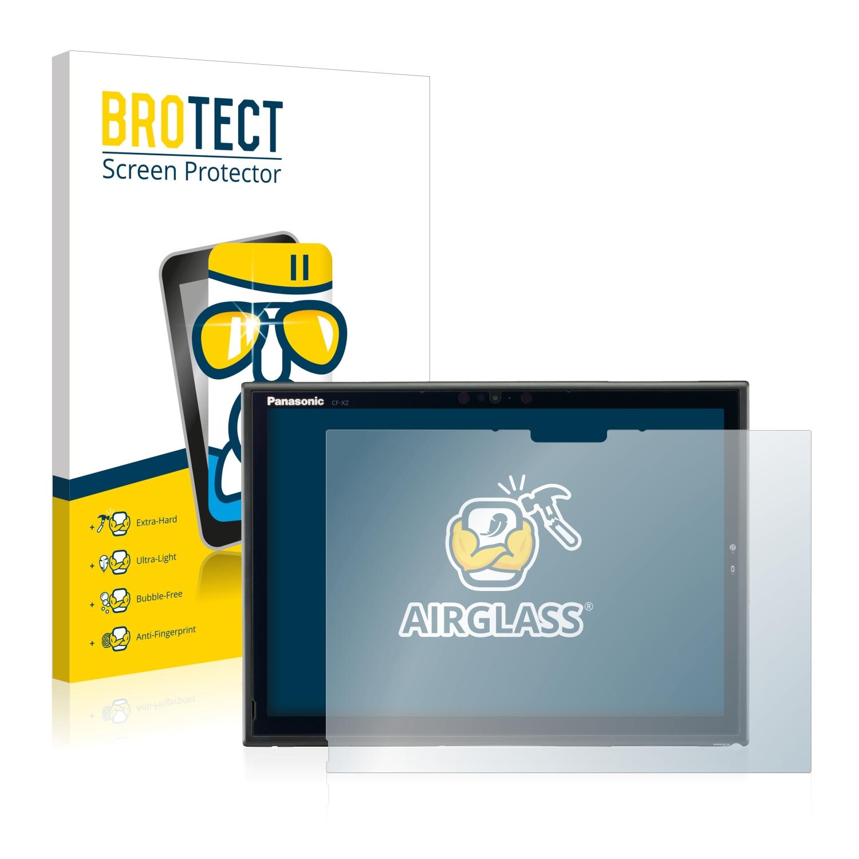 BROTECT AirGlass čirá skleněná fólie pro Panasonic Toughbook CF-XZ6