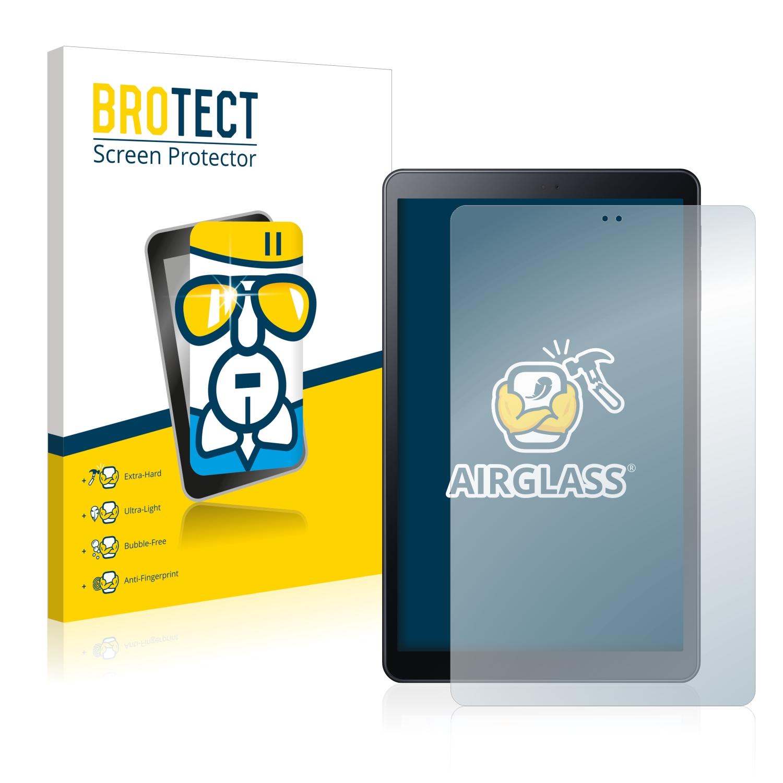 BROTECT AirGlass čirá skleněná fólie pro Samsung Galaxy Tab A 10.5 2018 LTE