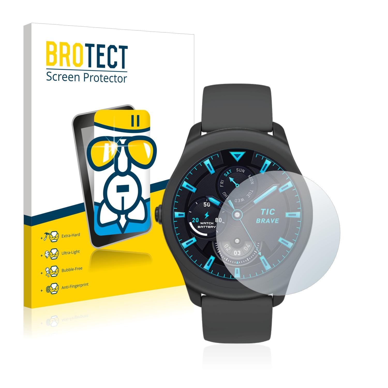 Airglass ochranné sklo pro Mobvoi Ticwatch 2 (44 mm)