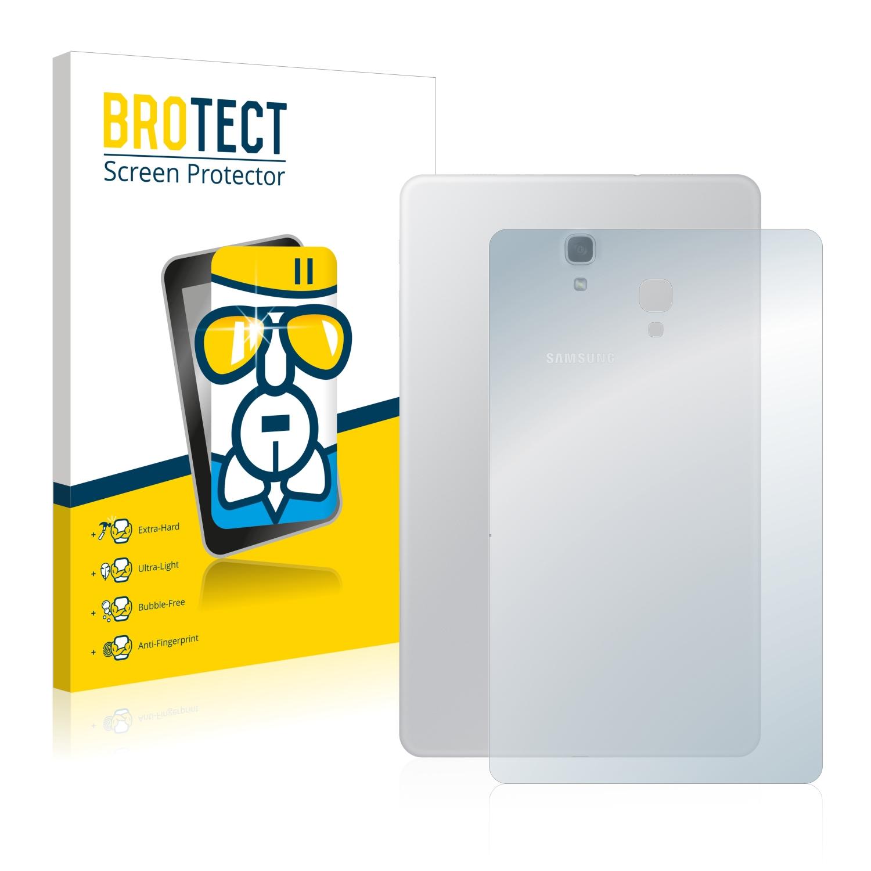 BROTECT AirGlass čirá skleněná fólie pro Samsung Galaxy Tab A 10.5 LTE 2018 (zadní strana)