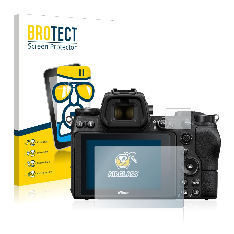 BROTECT AirGlass čirá skleněná fólie pro Nikon Z 7