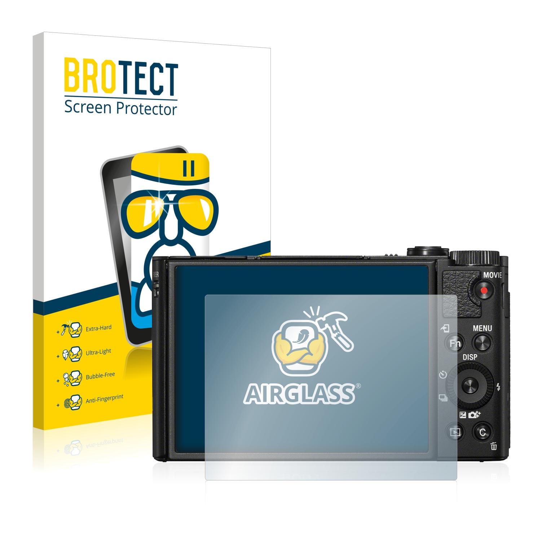 BROTECT AirGlass čirá skleněná fólie pro Sony Cyber-Shot DSC-HX95