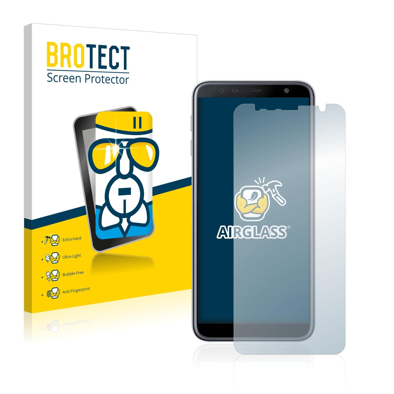 BROTECT AirGlass čirá skleněná fólie pro Samsung Galaxy J6 Plus