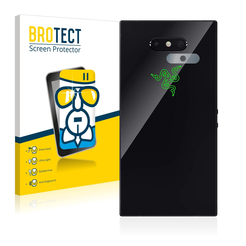 BROTECT AirGlass čirá skleněná fólie pro Razer Phone 2 (jen Kamera)