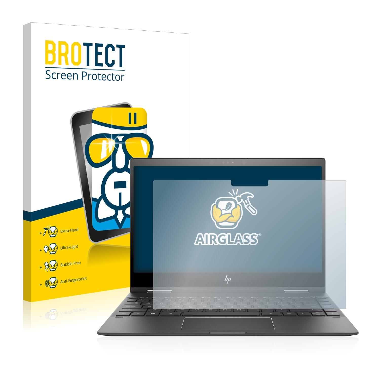 Anti-Reflex Displayschutz-Folie Matt upscreen Entspiegelungs-Schutzfolie kompatibel mit HP Spectre x360 15-ap006ng