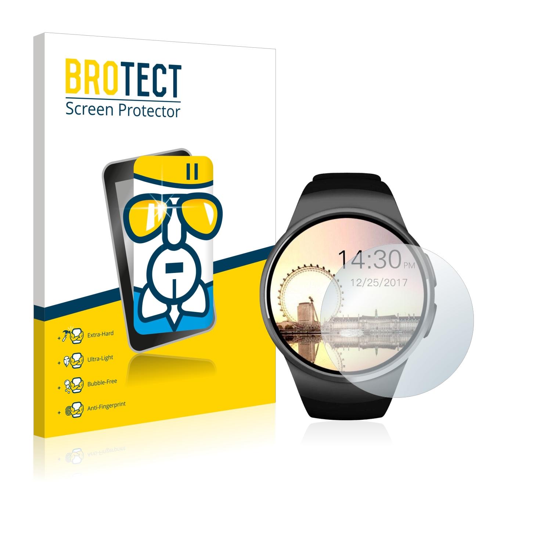 Airglass ochranné sklo pro Evershop Bluetooth Smartwatch (1.5)