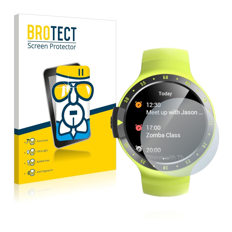 Airglass ochranné sklo pro Mobvoi Ticwatch S Aurora