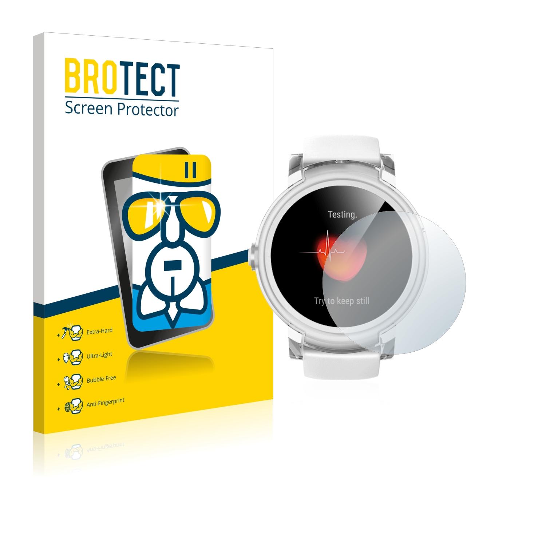 Airglass ochranné sklo pro Mobvoi Ticwatch E Ice