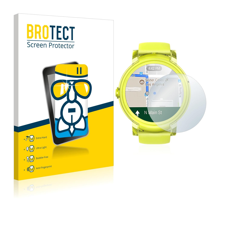 Airglass ochranné sklo pro Mobvoi Ticwatch E Lemon