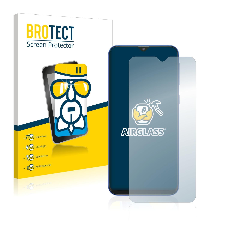 BROTECT AirGlass čirá skleněná fólie pro Samsung Galaxy M10