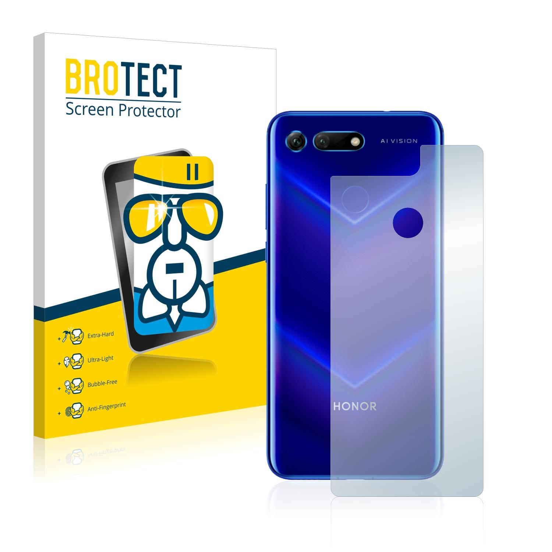 Airglass ochranné sklo pro Huawei Honor View 20 (Zadní strana)