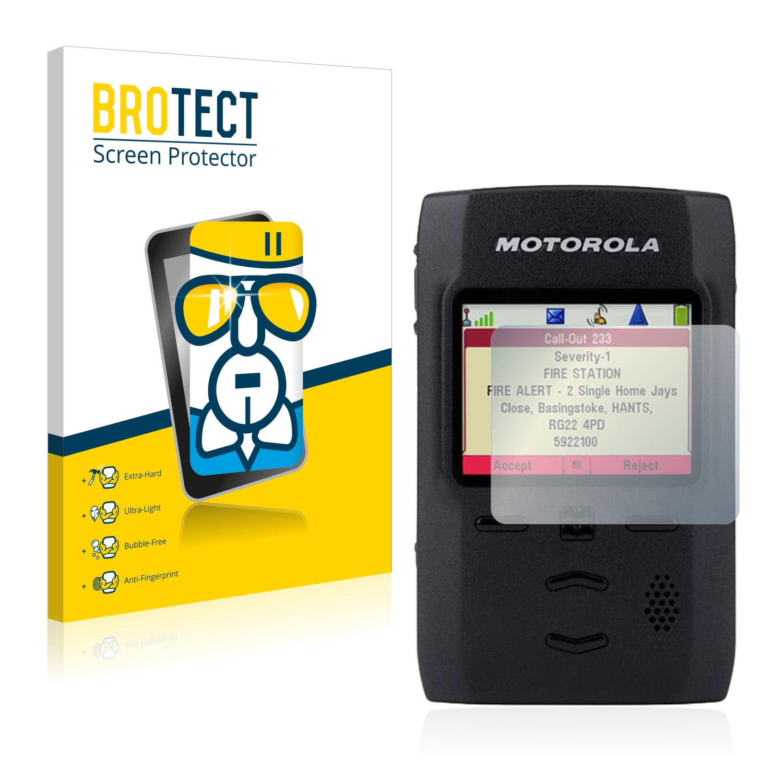 BROTECT AirGlass čirá skleněná fólie pro Motorola TPG2200