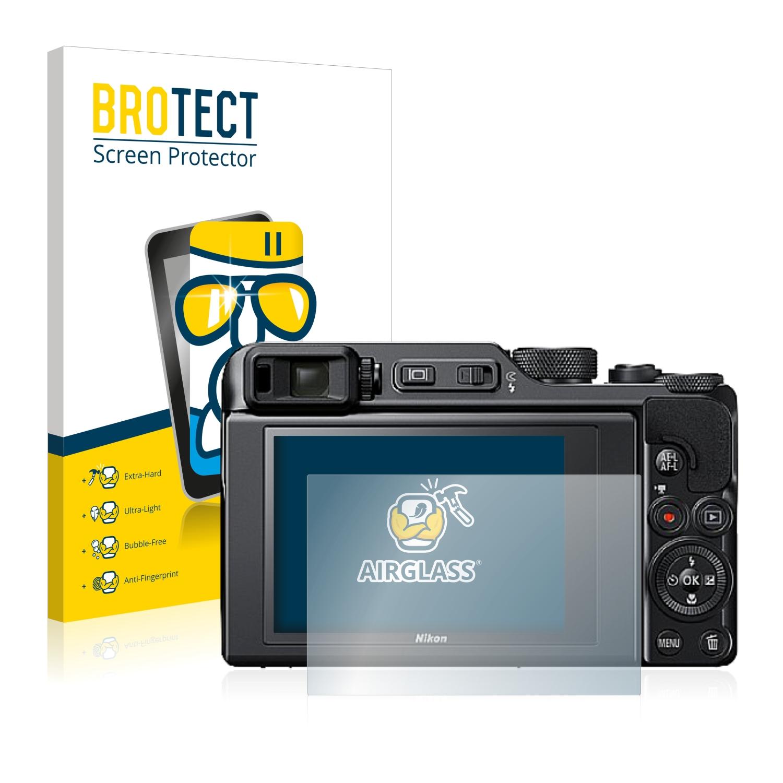 BROTECT AirGlass čirá skleněná fólie pro Nikon Coolpix A1000