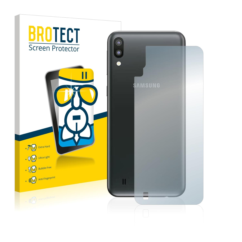 BROTECT AirGlass čirá skleněná fólie pro Samsung Galaxy M10 (zadní strana)