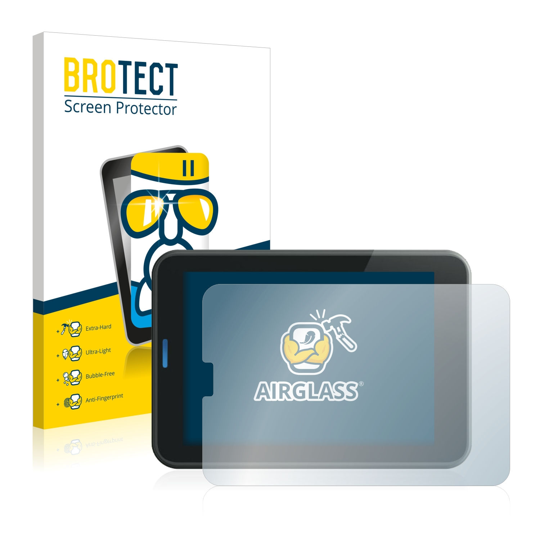 Airglass ochranné sklo pro Akaso V50 Pro