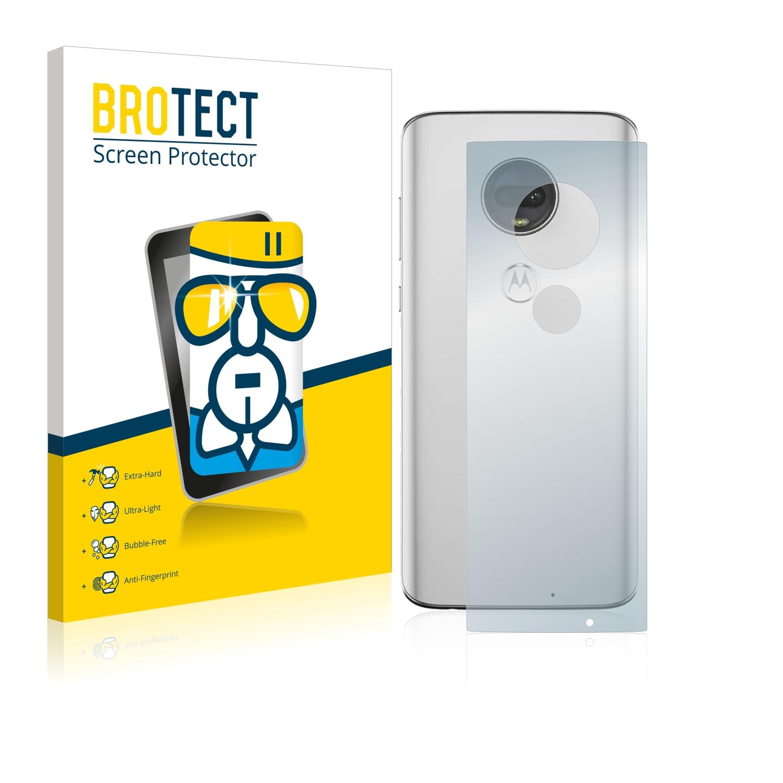 Airglass ochranné sklo pro Motorola Moto G7 (Zadní strana)