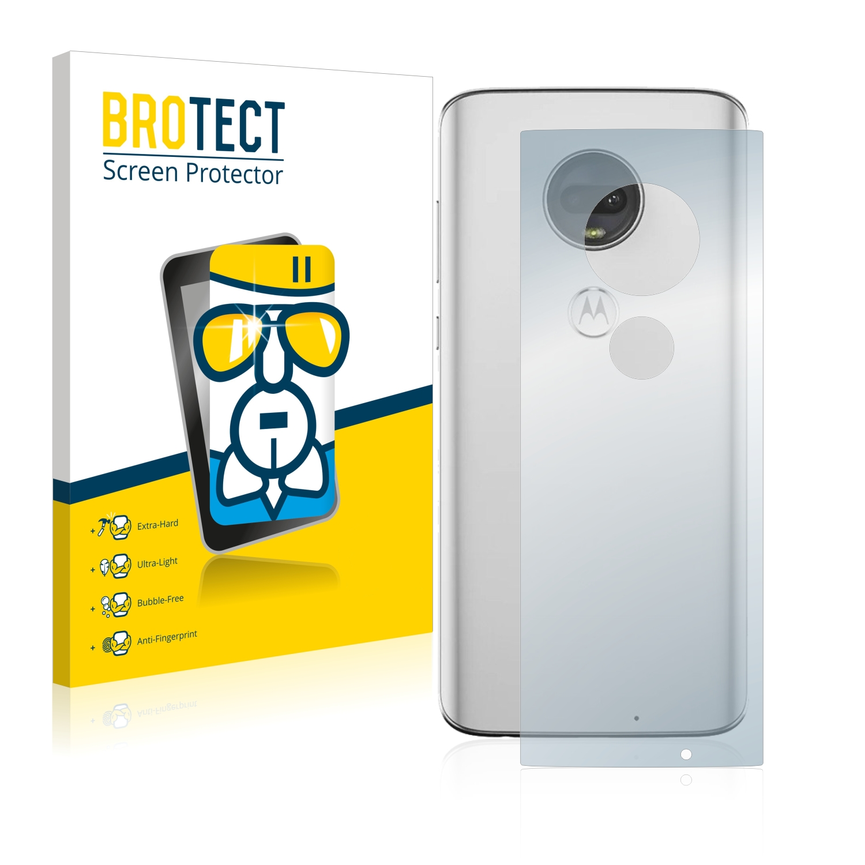Airglass ochranné sklo pro Motorola Moto G7 Plus (Zadní strana)