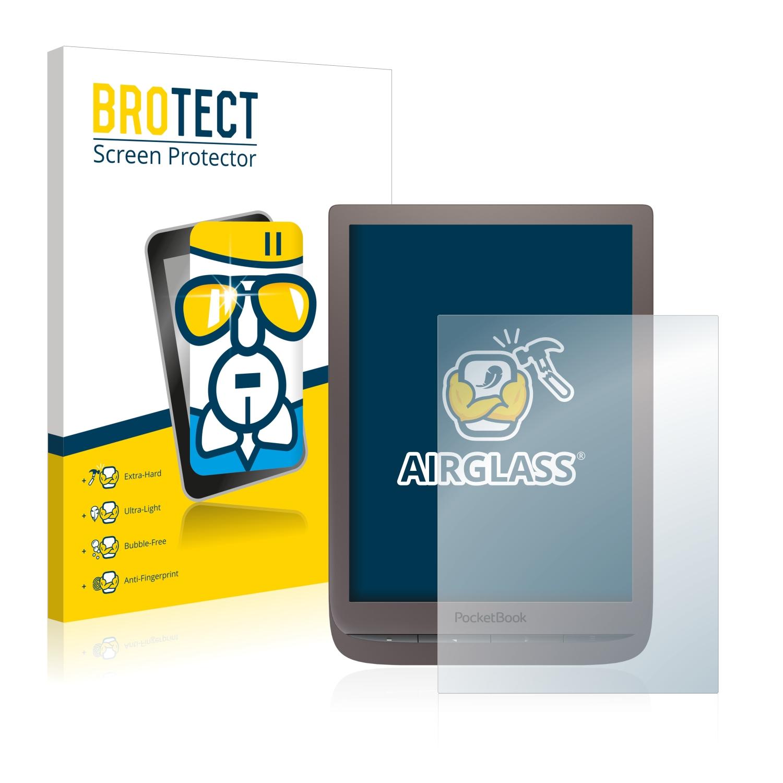 BROTECT AirGlass čirá skleněná fólie pro PocketBook InkPad 3