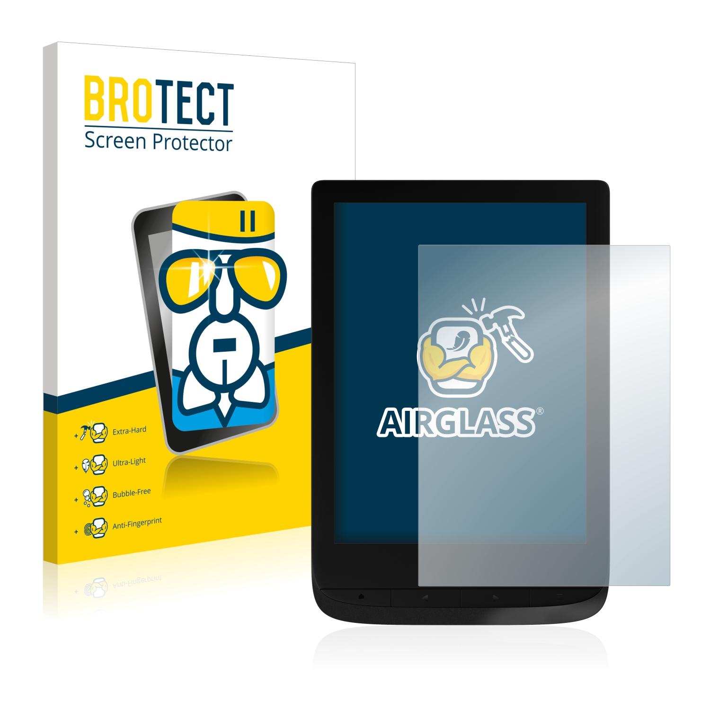 BROTECT AirGlass čirá skleněná fólie pro PocketBook Touch Lux 4