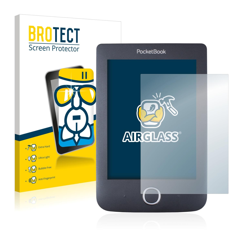 BROTECT AirGlass čirá skleněná fólie pro PocketBook Basic 3