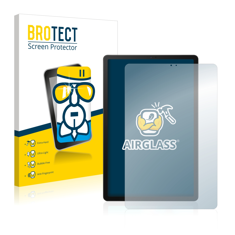 BROTECT AirGlass čirá skleněná fólie pro Samsung Galaxy Tab S5e LTE 2019