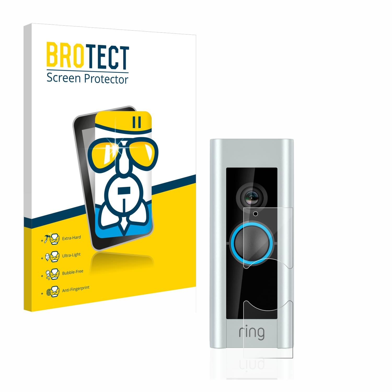 BROTECT AirGlass čirá skleněná fólie pro Ring Video Doorbell Pro (Version 2)