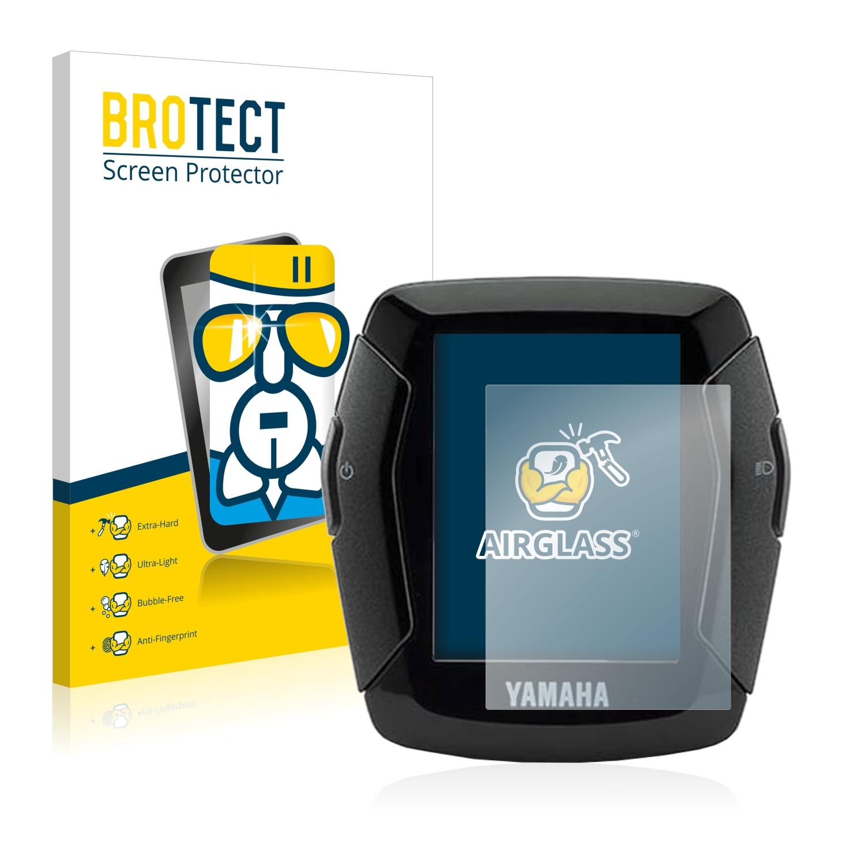Airglass ochranné sklo pro Yamaha LCD-C Display 2019 (E-Bike Display)