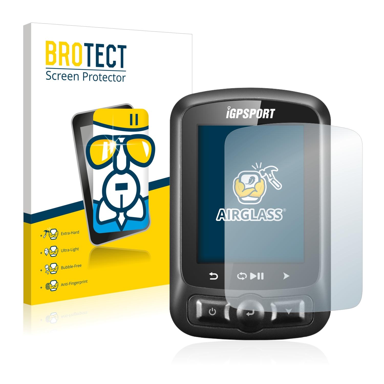 Airglass ochranné sklo pro igpsport iGS620