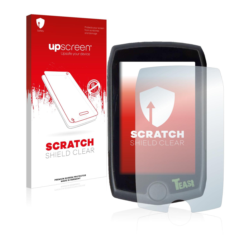 Čirá ochranná fólie upscreen® Scratch Shield pro A-Rival Teasi Pro
