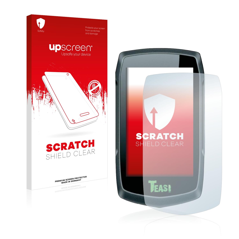 Čirá ochranná fólie upscreen® Scratch Shield pro A-Rival Teasi One2