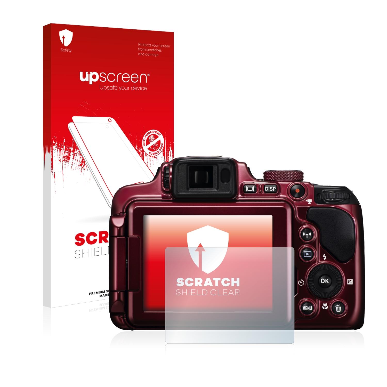 2x brotect protector de pantalla claro Nikon 1 j3 lámina protectora protector de pantalla Lámina