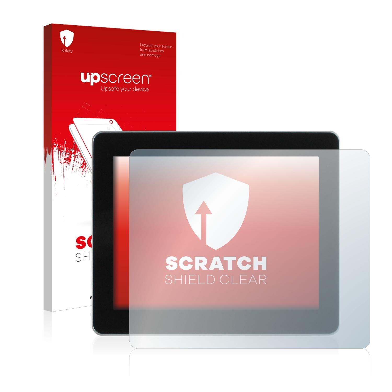 Čirá ochranná fólie upscreen® Scratch Shield pro 4Logistic MS810 NX MK2
