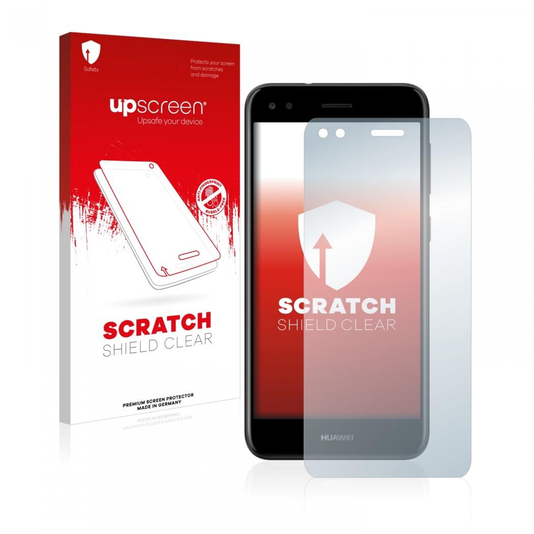 upscreen® Scratch Shield Screen Protector for Huawei Y6 Pro 2017